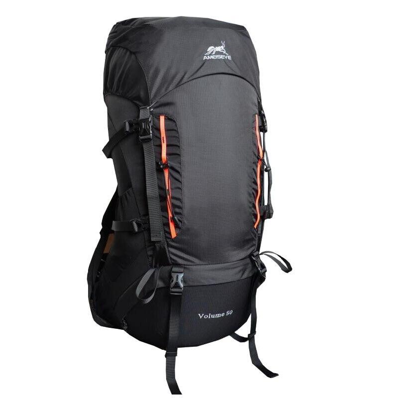 AMEISEYE Camping Hiking Backpack Sports Bag Travel Trekk Rucksack Mountain Climb Equipment 50L for Men Women males Teengers цена