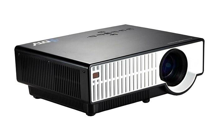 1280x800 dpi 1080 P Full HD Mini Portátil LED Mini Proyector Home Cinema Proyect