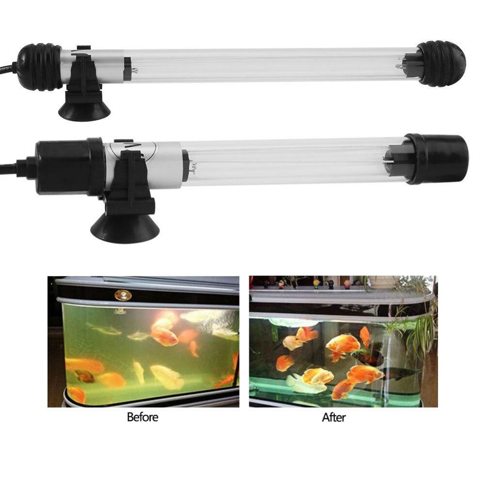 220 250v waterproof led aquarium fish tank submersible for Uv sterilizer for fish tank