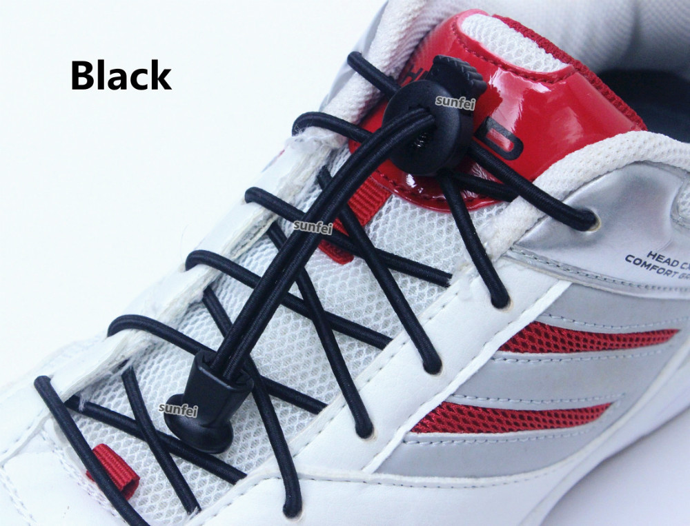 1a4cec595335 No Tie Elastic Shoelaces~50 lace colors~2015 Promotion Lock  Laces~Ebay Amazon Supplier~Elastic Laces Locks~DHL FREE SHIPPING-in  Shoelaces from Shoes on ...