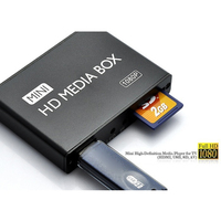 New Mini HDMI Media Player 1080P Full HD TV Video Multimedia Player Box Support MKV RM