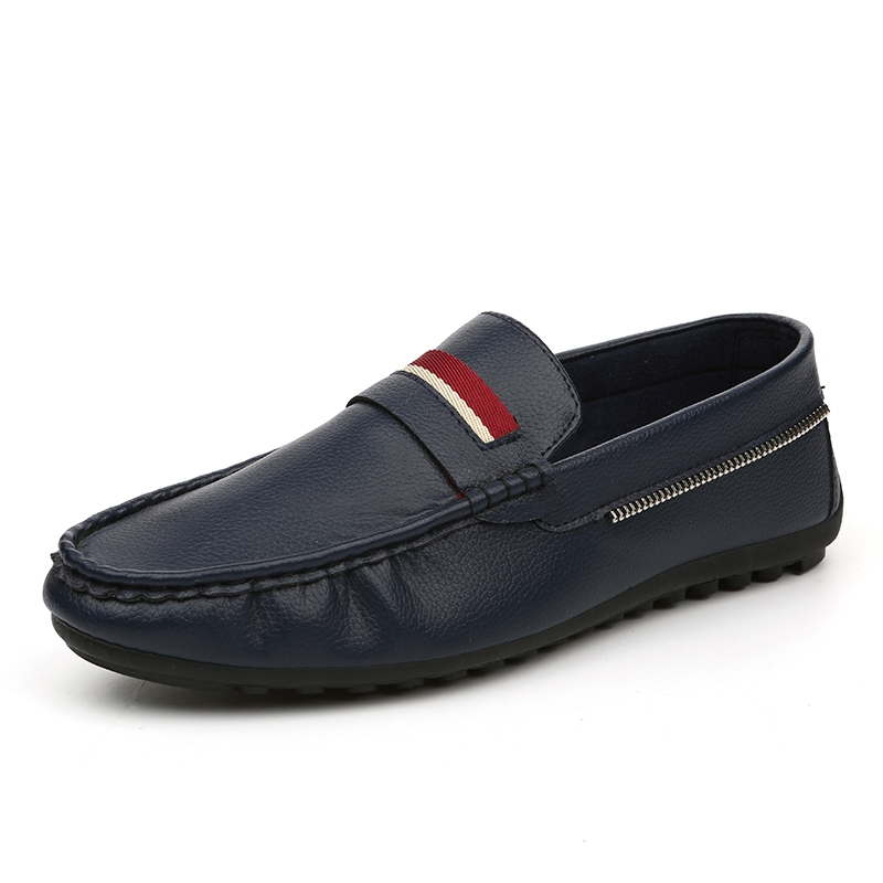 Men's Driving Moccasins Casual Breathable Flat England Fashion Shoes moccasins topsaydery