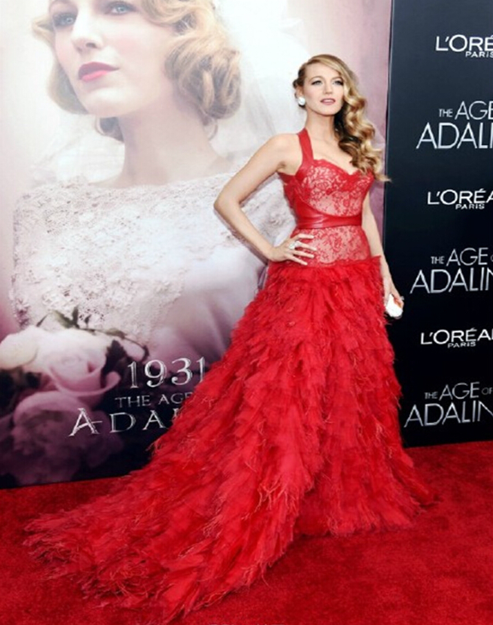 Famous designer dresses red carpet dresses gossip girl - Designer red carpet dresses ...
