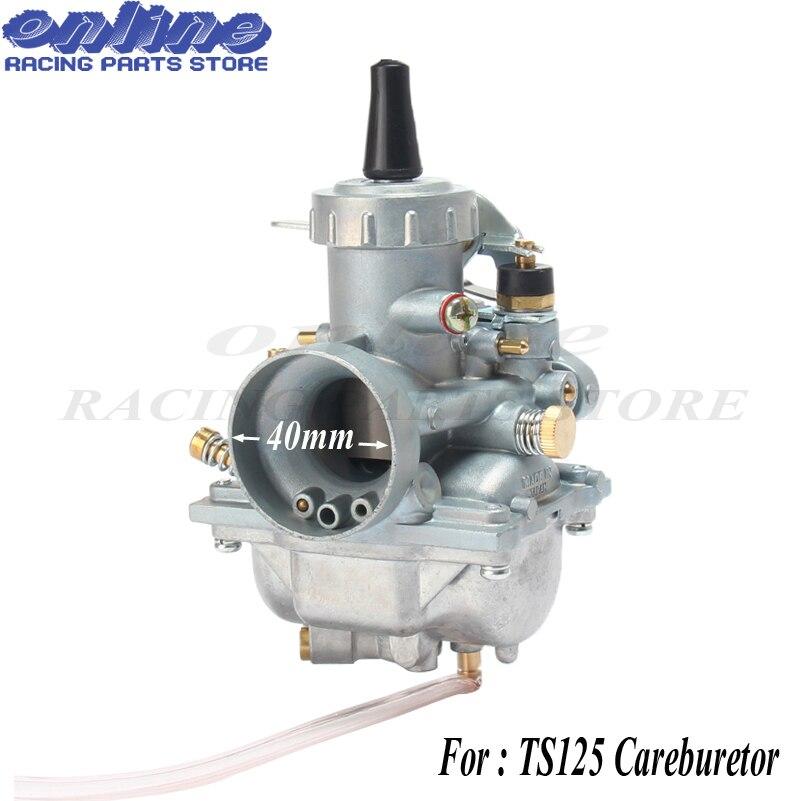 New Carb Carburetor vergaser for SUZUKI TS125 TS125N TC125 TS100 CARBURETOR motorcycle  dirt bike Free shipping