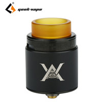 GeekVape Athena Squonk RDA Tank 24mm With Top Angled Airflow System Dual Postless Build Deck Design