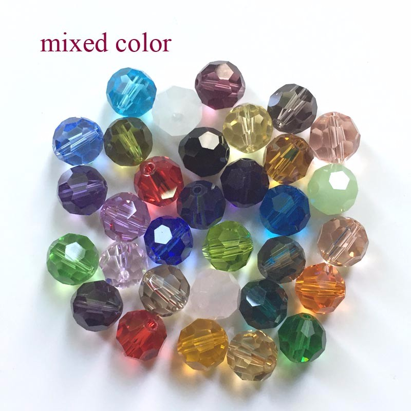 8mm mixed color