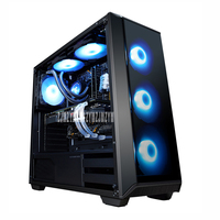 i7 8700 / GTX1060 Alone Aas Desktop DIY Game Machine 120GB Motherboard 8G RAM DDR4 Computer Case Desktop Game Assembly Machine