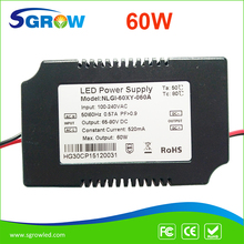 50w led driver for COB led Grow chip ,25-30x3w(China)
