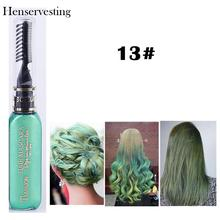 Unisex Beauty Women Hair Color Styling Hair Dye Color Chalk Temporary Non toxic DIY Hair Cream Party Dye Pen Crayons -in Hair Color from Beauty & Health on Aliexpress.com | Alibaba Group