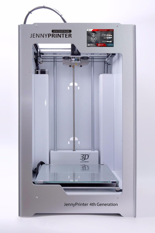 2018 Новинка! jennyprinter Z370 Z360TS Жека сенсорным экраном DIY Kit для Ultimaker 2 UM2 Расширенный 3D принтера включает все части