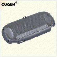 Original Inferior Shell Voltar Assembléia Toque para Sony PSVita1000 Inferior Habitação Caso Capa Touchpad Módulo Sensor Para PSV1000