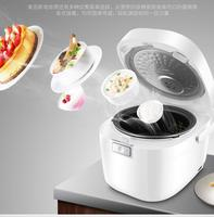 220V AUX IH Intelligent Electric Rice Cooker 3L Non stick Touch Screen Multifunctional IH Electromagnetic Heating Rice Cooker