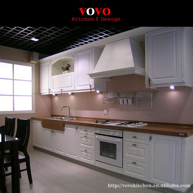 Kitchen Cabinet Ideas Simple: Modern Simple Customized Kitchen Designs Lacquer Kitchen