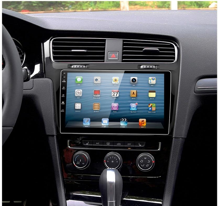 10.1 pouces Android 6.0 système voiture GPS système de Navigation lecteur Audio Radio automatique multimédia stéréo médias pour Volkswagen VW Golf 7 - 3