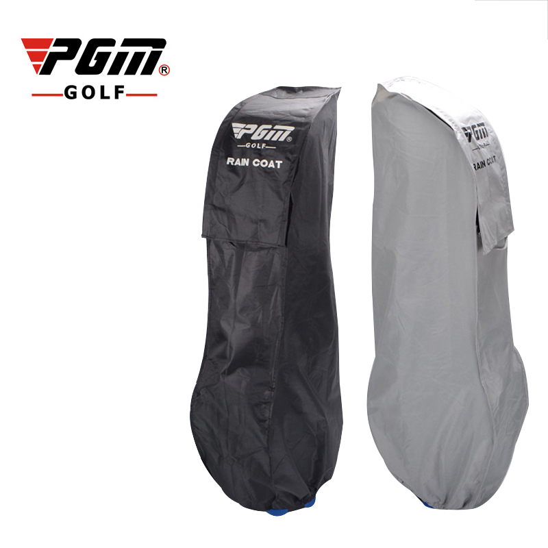 PGM Golf Bag Rain Cover Men Brand Black Waterproof Dust Proof Nylon Foldable TOP Quality Polo Gun Bag Rain Cover Free Shipping ...