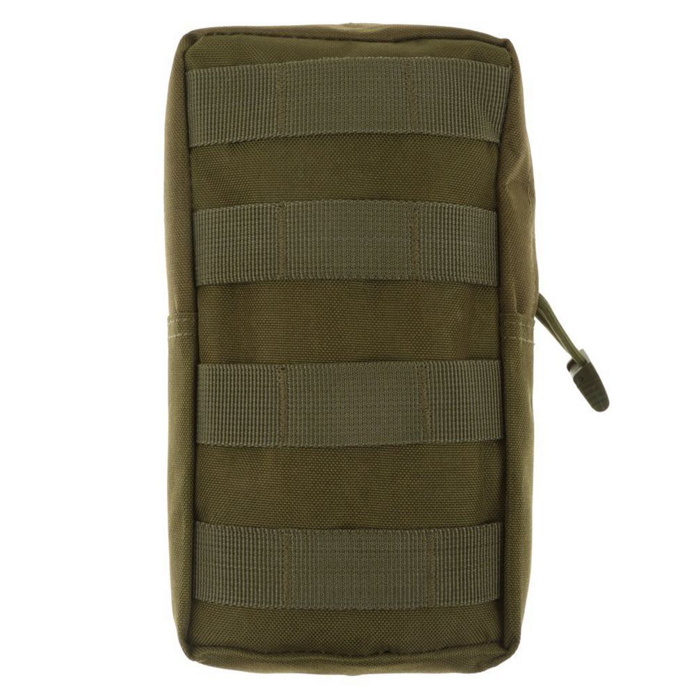 Modular Pouch Utility Bag For Accessory - One Size, Green