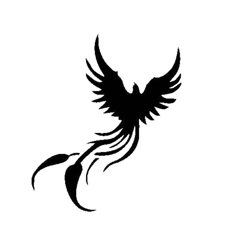 Bird Silhouette Graphics Window Custom Sticker Decal