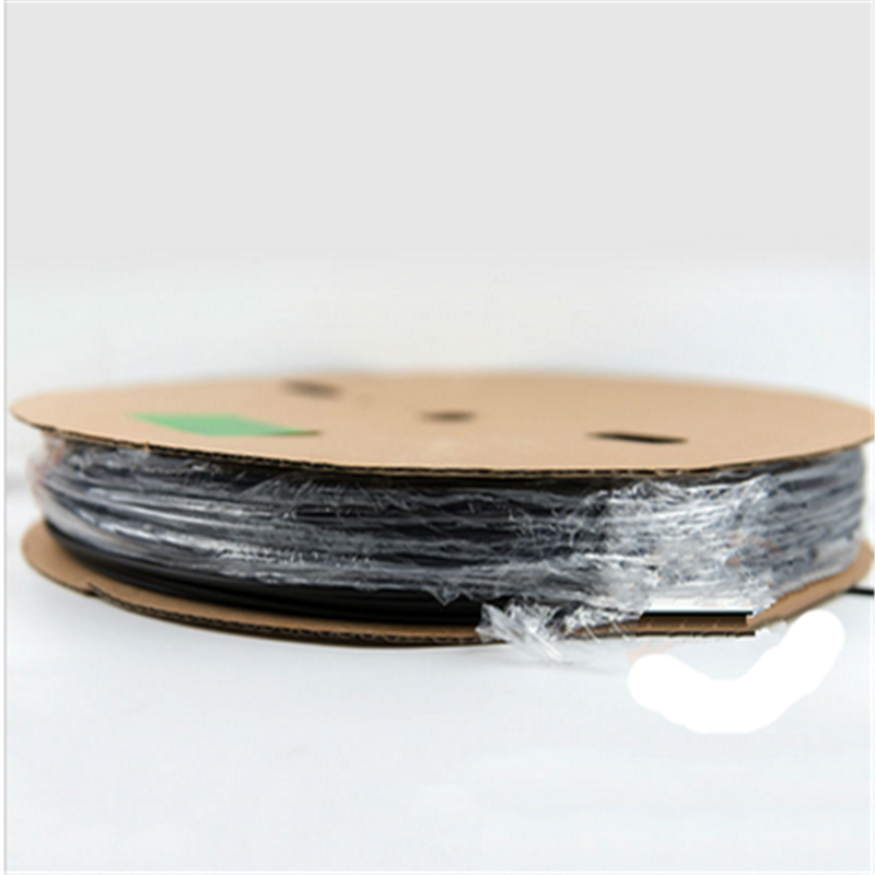 New 8mm Assortment Polyolefin Halogen-Free Heat Shrink Tubing Tube Sleeving Wire 5M/LOT