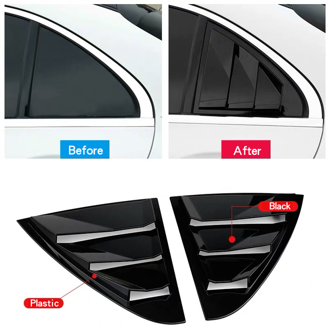 Trim window For Mercedes Benz C W205 2019 (2015-2019)