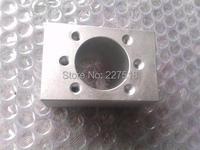 1 ST SFU3205 kogelomloop moer behuizing voor 3205 3210 32mm bal moer behuizing bracket houder CNC onderdelen housing    -