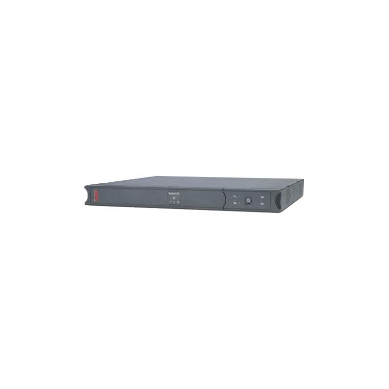Uninterruptible Power Supply APC Smart-UPS SC SC450RMI1U Home Improvement Electrical Equipment & Supplies (UPS)