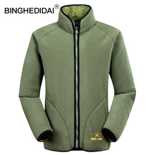 Tech thick fleece jacket thick fleece winter warm jacket thermal fleece jacket army fleece polartec men jacket winter coat