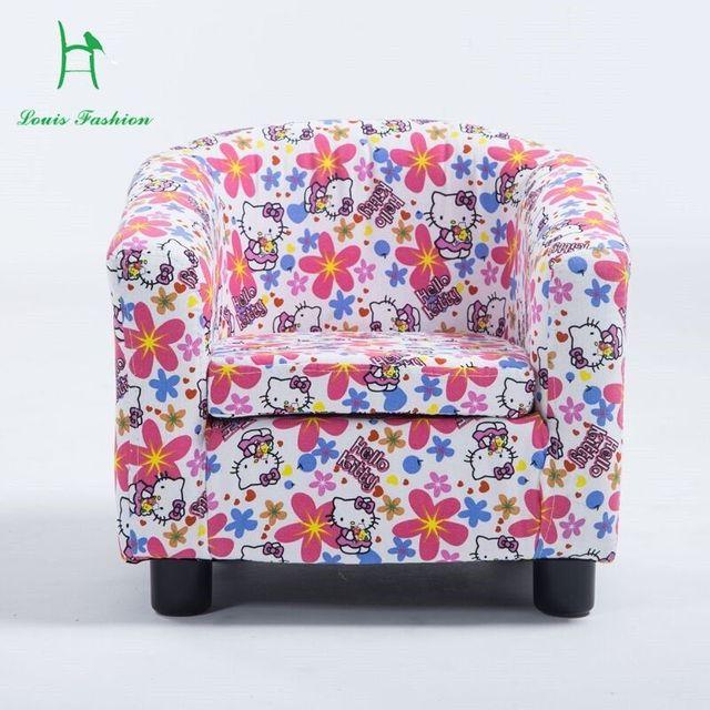 כולם חדשים ידידותי לסביבה אחת ילדים חמודים תינוק כיסא קטן עגול ספה קטנה ספה SW-32