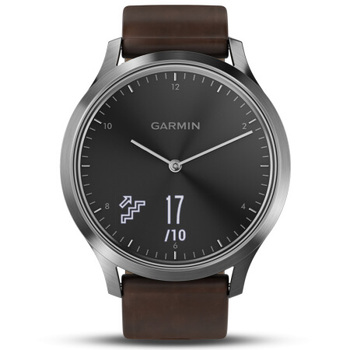 Top Brand Luxury full steel Watch Garmin vivomove HR  Men Business Casual Wrist Watches Leather waterproof Relogio SALE New