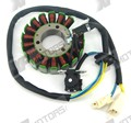 Magneto Stator Plate for Suzuki GS GN125 Scooter motorcycle