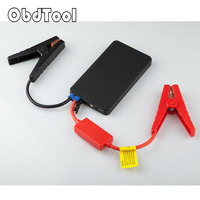 8000mah Emergency Car Jump Starter Power Bank Booster Portable Emergency Battery Charger For Auto Mobile Phone