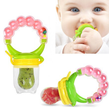 Детские Свежие пищевые питательные устройства безопасные соски для новорожденных свежие фрукты Nibbler вращающиеся мельницы жевательные фруктовые соски Мясорубка игрушки для кормления
