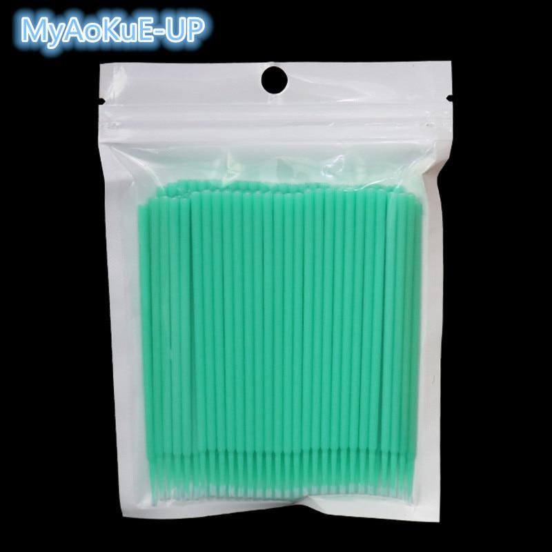 Microbrushes Makeup Brushes Swab Disposable 5