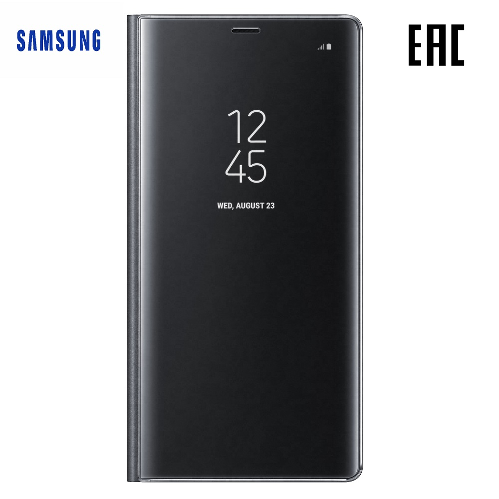 Case for Samsung Clear View Standing Cover Note 8 EF-ZN950C Phones Telecommunications Mobile Phone Accessories mi_1000004816146 free shipping new code keypad wireless wifi ip doorbell video intercom for android phone remote unlock view strike door lock