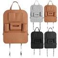 Auto Car Seat Back Bag Multi-Pocket Storage Bag Organizer Car Seat Hanger Holder Bag car seat back protector cover