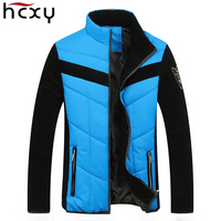 HCXY Men Parka Mens Coat 2016 Brand Clothing Winter Jackets Men Casual Jackets High Quality Male