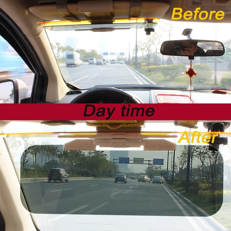 1PCS Day And Night Anti-dazzle Mirror Car Sun Visor Goggle Driver General z