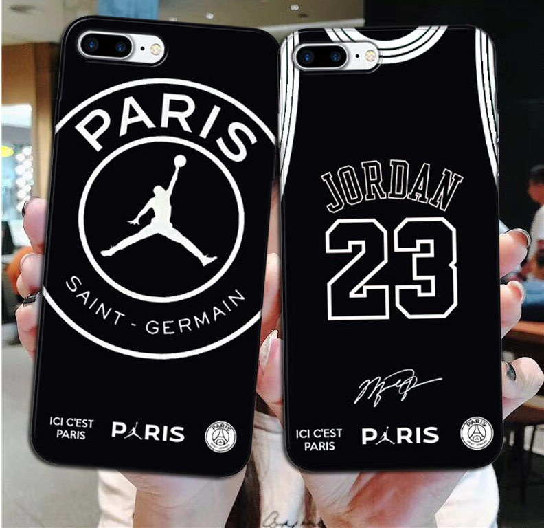 3d290394487 Fly PSG Paris Football Jersey For iPhone X 5 5S SE 6 XR XS MAX 8 8 Plus