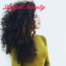 3Pcs/lot Brazilian Hair Weave BundlesTop Quality Yvonne Brazilian Kinky Curly Virgin Hair 100% Remy Human Hair Extension