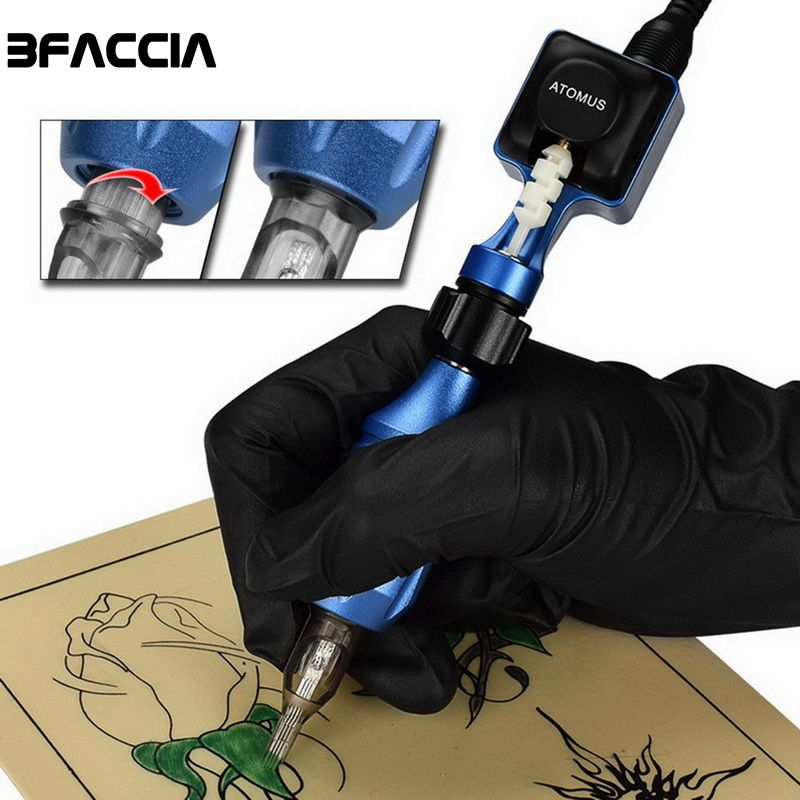 Bfaccia Tattoo Machine Liner Shader Tattoo Rotary Motor Alloy Tool Professional Tattoo Machine Swiss Motor Pen Gun Hot Sale dragonfly rotary tattoo machine professional shader and liner assorted electric tattoo motor gun for body art makeup hot sale