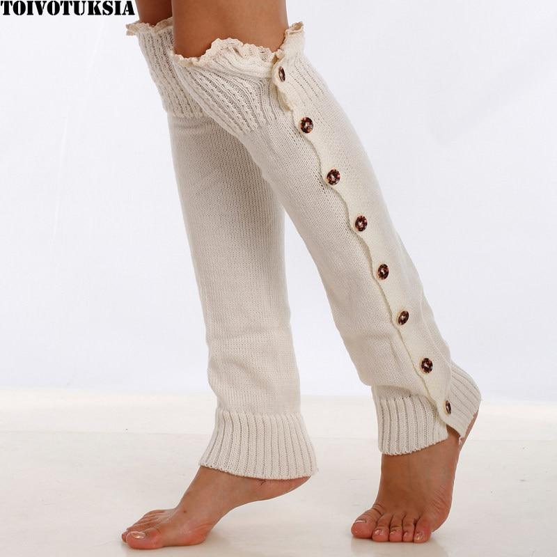 Tienda Online Toivotuksia polainas crochet knit Boot cuffs Boot ...