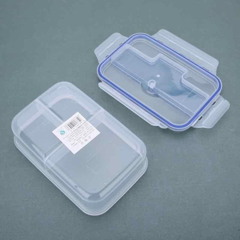 1000 مللي في الهواء الطلق المحمولة الميكروويف مع وعاء الحساء للمأكولات الغذاء الغذاء صندوق تخزين ل الميكروويف المحمولة طاقم علبة الغداء