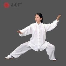 [yiwutang]  tai  chi  clothing, kungfu uniform, linen cotton ,80%linen cotton,20%chinlon,Martial Arts Products