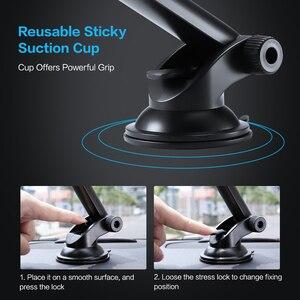 Image 3 - Suporte Do Telefone Do Carro Para o iphone XS MAX XR FLOVEME X Xiaomi 360 Rotate Dashboard Ventosa Car Mount Suporte Móvel Para suporte do telefone telefon tutucu soporte movil coche