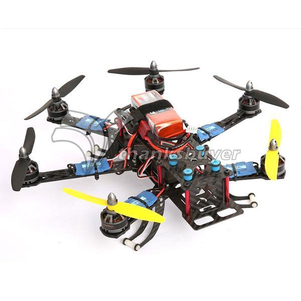 IFlight XBIRD H260 Mini Kit Hexacopter Marco de Fibra de Carbono ...