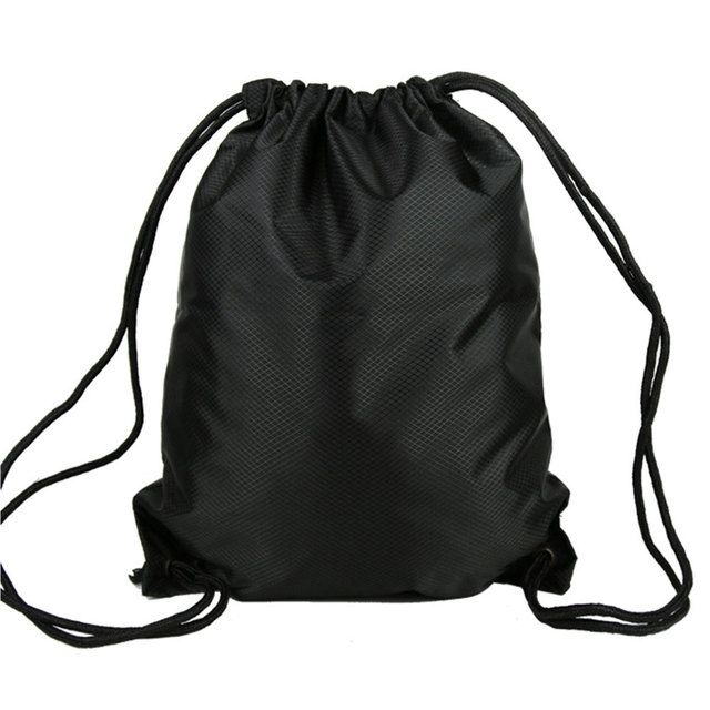fd91eb883b Outdoor Basketball String Bag Football Bag Draw Backpack Sports Fitness Bag  Outdoor Simple Backpack Men And