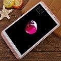 4G LTE tablet PC ips Android 6.0 chamada de telefone de 8 POLEGADA MTK6735P 2 GB/32 GB 3400 mAh Quad Core 2MP + 5MP GPS G-Sensor de Bluetooth FM Wi-fi