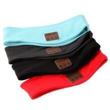 3 Colors Full Duplex Wearable Bluetooth Sports Headset Headb