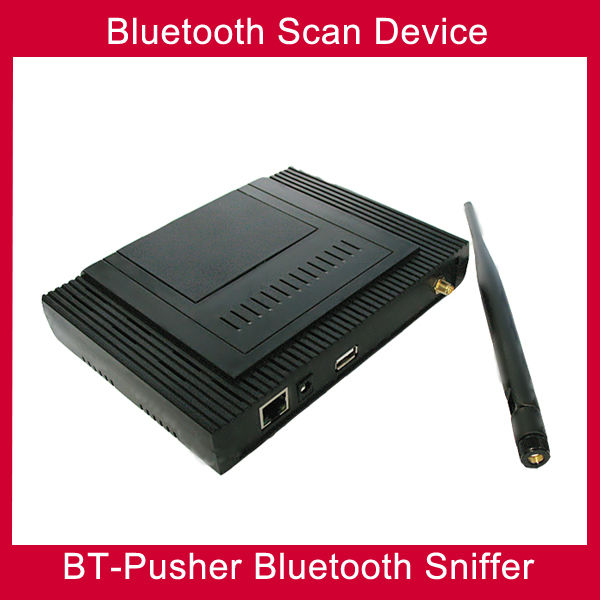 BT Pusher bluetooth MAC address scan device(bluetooth