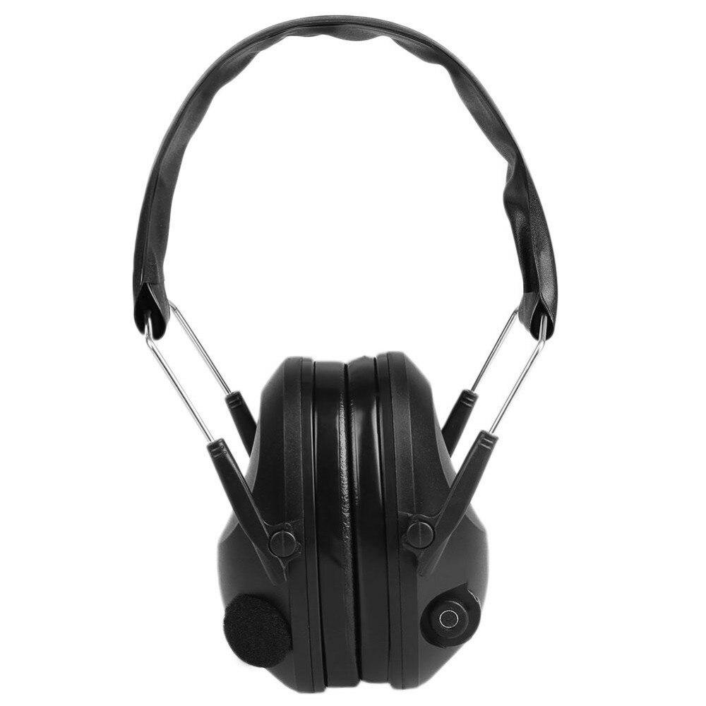 Tácticas Anti-Ruido de Impacto Electrónico Orejera Oído Pliegue Audiencia de Caz