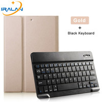 2018 High Quality For IPad Pro 10 5 Keyboard Case Ultra Thin Detachable Bluetooth Keyboard Stand
